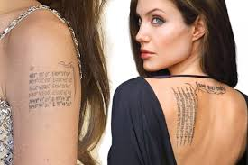 celebrity tattoos u2013 fab2u roma singhal pulse linkedin