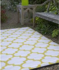 Modern Rugs Chicago Outdoor Plastic Rugs Modern Patio Chicago By Home Infatuation