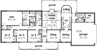 big house floor plans big porches 55046br architectural designs house plans