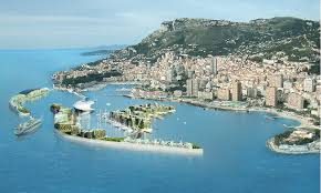 Monaco France Map by Aaab Projects U003e Maritime Expansion In Monaco