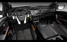 nissan trucks interior 2016 nissan titan warrior concept interior 18 1440x900