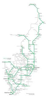 Blue Line Chicago Map by Best 25 Train Map Ideas On Pinterest Network Rail Schedule Of