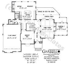 tudor mansion floor plans west hton house plan house plans by garrell associates inc