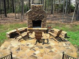 outdoor stone fireplace plans u2014 jen u0026 joes design simple outdoor