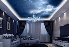 wide wallpaper home decor wall papers home decor 3d thunder and lightning dream night sky sky