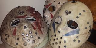 Jason Mask Fan Turns Dollar Store Hockey Masks Into Awesome Jason Masks