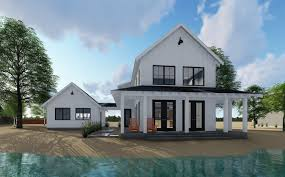 House Plans With Attached Garage Farmhouse Plans With Attached Garage Design Homes