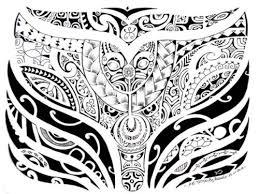 black polynesian samoan arm band tattoo design photos pictures