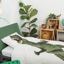 Dinosaur Double Duvet Buy Snurk Dinosaur Duvet Set Single Amara