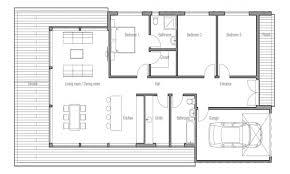 modern house layout modern floor plans for narrow lots nikura