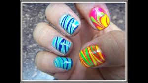 imagenes de uñas pintadas pequeñas uñas pequeñas pintadas en agua youtube