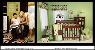 How To Decorate A Nursery For A Boy Baby Boy Nursery Ideas E2 Green Navy Gold Chevron Room Bedroom