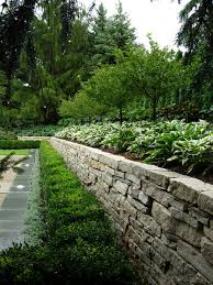 Retaining Wall Design Ideas  Remodel Photos Houzz - Retaining wall designs ideas