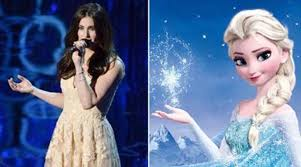 idina menzel responds petition give elsa girlfriend