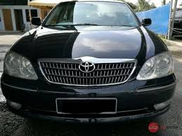 toyota camry 06 for sale 2006 toyota camry for sale in malaysia for rm38 800 mymotor