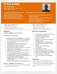 administration resume loan administrator resumes for ms word resume templates