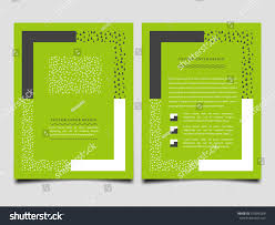 modern brochure template layout cover design stock vector