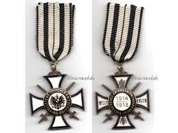 germany ww1 prussian commemorative war cross medal wwi