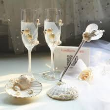 wedding supplies cheap 2015 shell wedding decorations wedding supplies chagne
