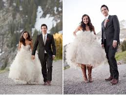 wedding dresses that go with cowboy boots need help which style should i go with pics big weddingbee