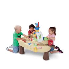 little tikes anchors away water play pirate ship toys