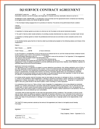 Agreement Templates Free Word S Service Contract Templates Services Contract Template Png
