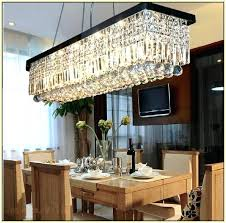Rectangular Dining Room Lighting Rectangle Dining Room Light Size Of Kitchen Amazing Dining