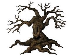 gumtoo designer temporary tattoos creepy tree