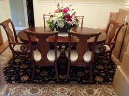 martha stewart dining room featured furniture by consignment in seattle wa