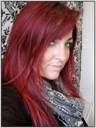 coke hair rinse jazzing cherry cola love this color but it fades too quickly
