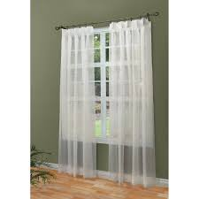 How To Hang A Canvas Curtains Hanging Sheer Curtains Decor How To Hang Sheer With