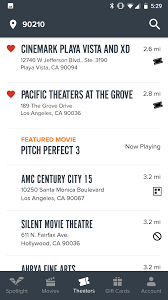 amazon com fandango movies times tickets appstore for android