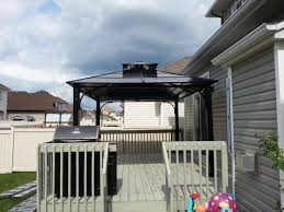 canadian tire essex collection gazebo customer reviews product