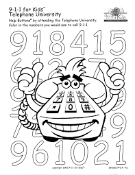 911 coloring book free call coloring pages toyota prado drawing