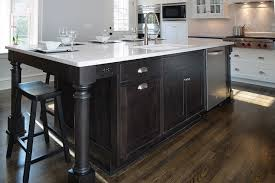 espresso kitchen island espresso kitchen island traditional kitchen mullet cabinets