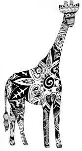 tribal elephant google search giraffes pinterest tribal