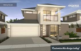 home designs express two storey living homes