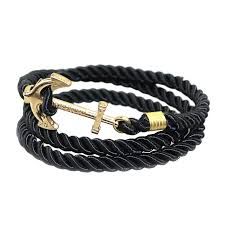 rope bracelet with anchor images Anchor rope bracelet jpg