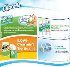 Charmin Bathroom Charmin Sensitive Bathroom Tissue 12 Rolls Cvs Com