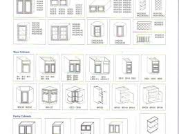Standard Width Of Kitchen Cabinets by Kitchen Cabinet Sizes Learn Your Standard Kitchen Dimensions 50