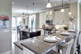 elegant lighting makes for an elegant kitchen our exquisite