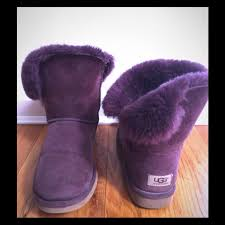 ugg boots sale bailey button 40 ugg shoes bailey button purple ugg boots from elvin s