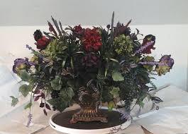 Silk Flower Arrangements For Dining Room Table 127 Best Floral Arrangements Images On Pinterest Floral