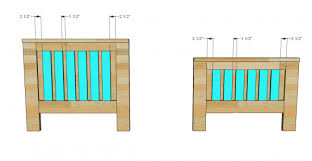 Woodworking Plans For Beds Free by Free Woodworking Plans To Build An Rh Inspired Kenwood Twin Over