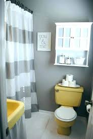yellow and grey bathroom decorating ideas gray bathroom decorating ideas michaelfine me