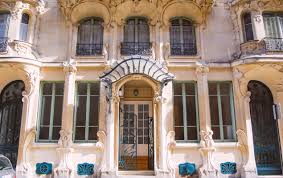 Art Deco Balcony by Art Nouveau Architecture Tour In Paris Paris Perfect