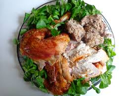 dinde thanksgiving roast turkey french style the everyday french chef