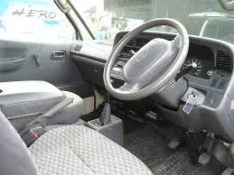 toyota hiace interior 1998 toyota hiace van 4wd diesel manual used japanese cars buy