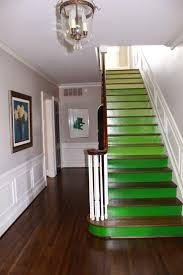 painted desk ideas 27 painted staircase ideas which make your stairs look new
