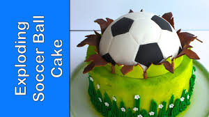 football cake toppers fifa soccer cake football cake how to make a